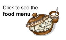 Festival Food Menu