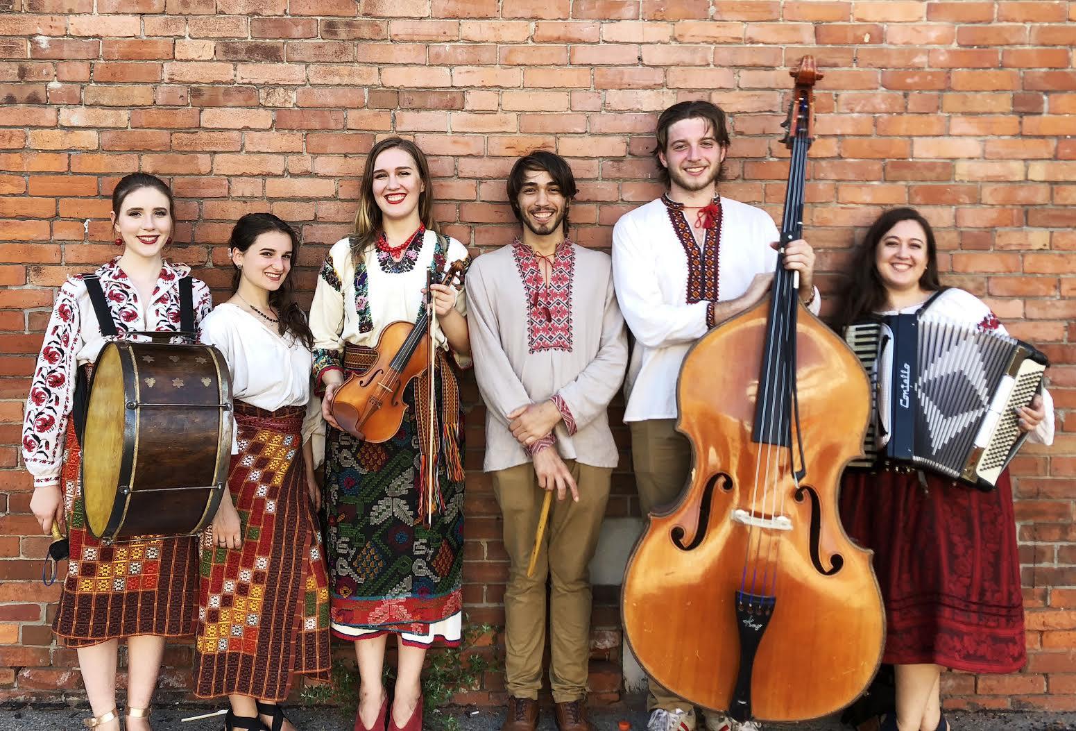 Korinya Ukrainian Folk Band
